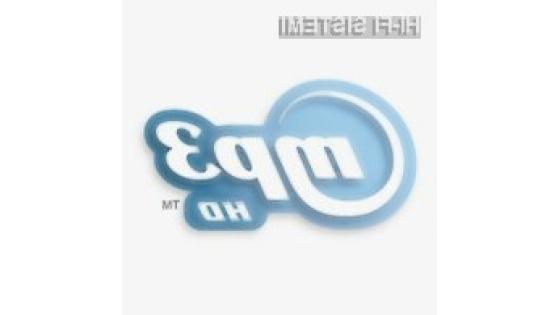 mp3HD zagotavlja enako kakovost zvoka kot zapisi brez kompresije!