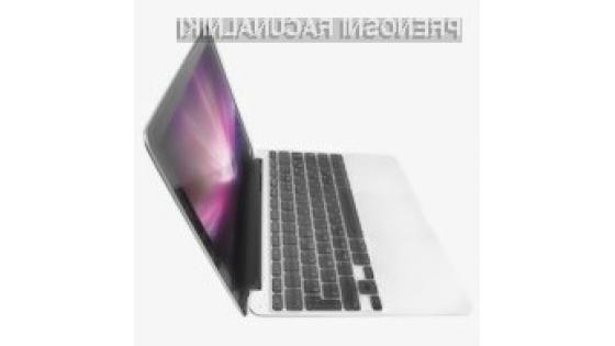 Miniaturni prenosnik MacBook Mini bi bil kot nalašč za delo na terenu!