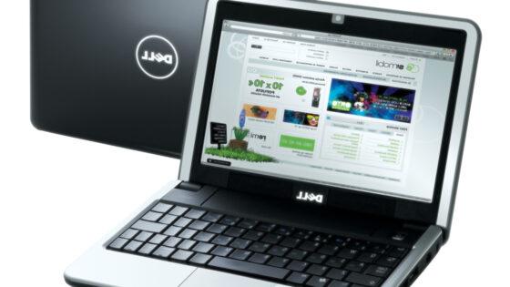 Netbook DELL INSPIRON MINI 9 za 1 €?