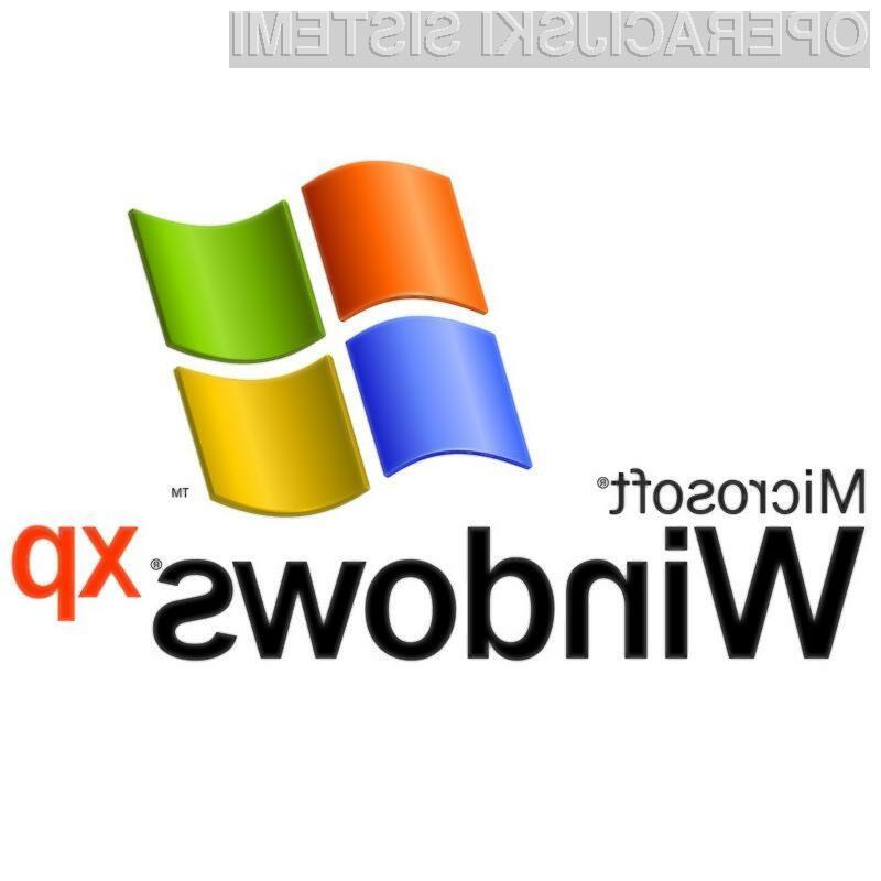 Microsoft je najavil konec brezplačne podpore za Windows XP kljub temu, da ga je še vedno mogoče kupiti v prosti prodaji.