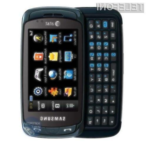 Samsung Impression ponuja odlično razmerje med ceno in uporabnostjo.