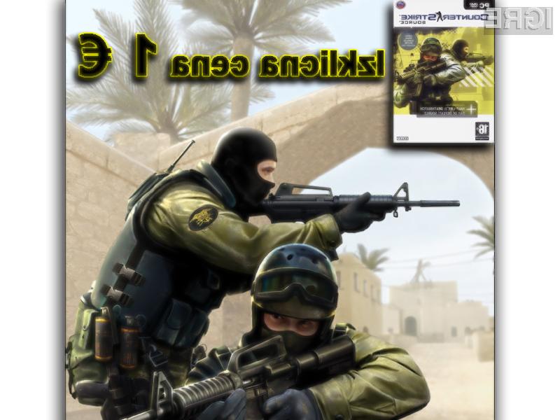 Counter-Strike: Source - Izklicna cena 1 €.