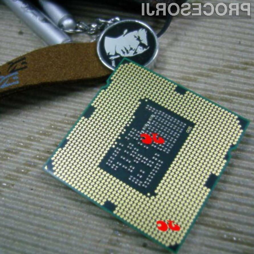 Proti koncu leta se nam obetajo še zmogljivejši procesorji Core i7.