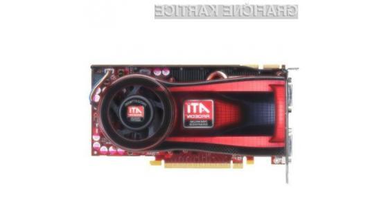 Grafična kartica Radeon HD 4770 se navija kot za stavo!