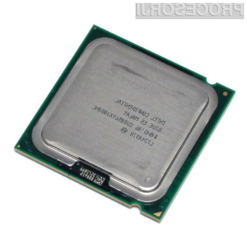 Procesorji Intel Core i5 bodo nadomestili Celerone.