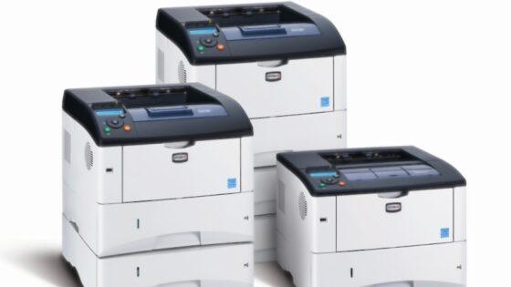 Nova družina črno-belih tiskalnikov A4 iz Kyocere Mite