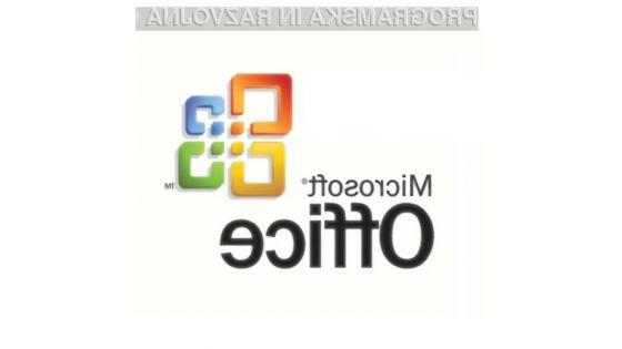Drugi komplet popravkov za Office 2007 bo prinesel zvrhan koš novih funkcionalnosti.