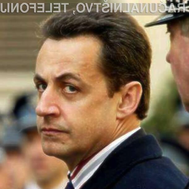 Sarkozyjev protipiratski zakon ni prepričal francoskih senatorjev.