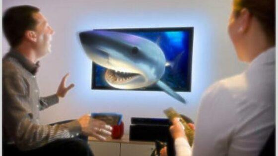 Blu-ray naj bi bil kot nalašč za predvajanje kakovostnih tridimenzionalnih filmov.