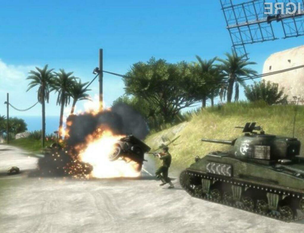 Battlefield 1943 v poletju