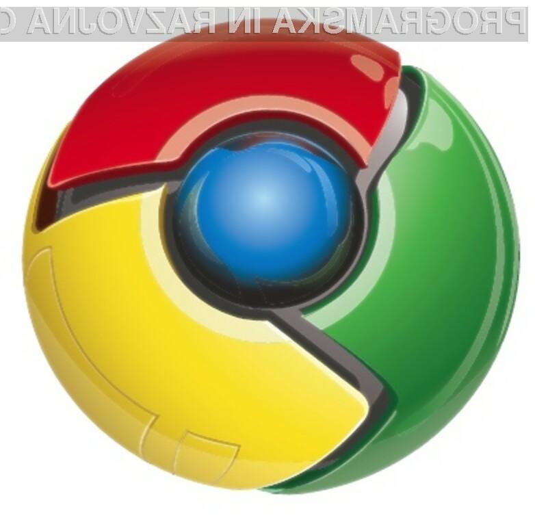 Google Chrome 2 bo zagotovo zadovoljil tudi najzahtevnejše uporabnike!