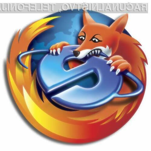 Ognjena lisica vse bolj pridobiva na priljubljenosti!