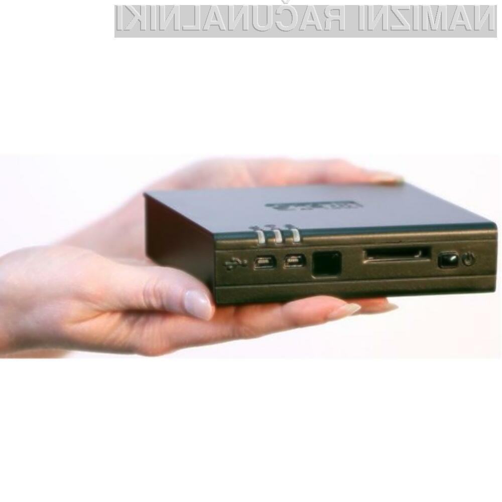 Varčni osebni računalnik v