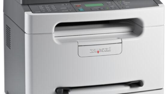 Tiskalnika Lexmark X203n in X204n.