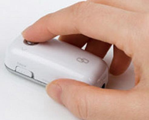 Računalniško miško TEC Lingo bomo zlahka prenašali naokrog.