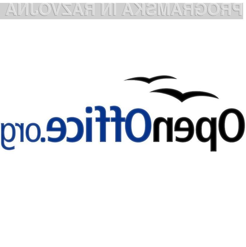 Nemški uslužbenci so prepričani, da pisarniški paket OpenOffice ni primeren za resno delo!