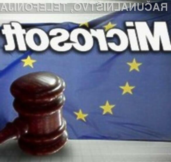 Evropska komisija je od Microsofta doslej iztržila že za dve milijardi dolarjev kazni!