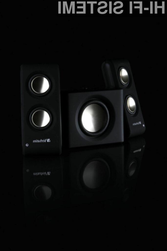 2.1 Multimedia prenosni Speaker System