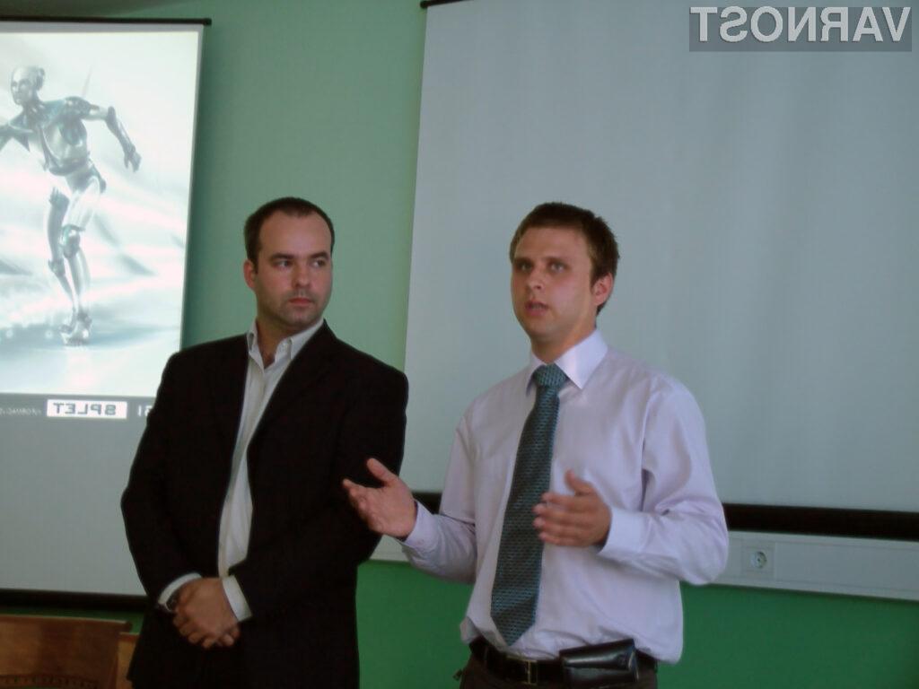 Napredna proaktivna zaščita v slovenskem jeziku