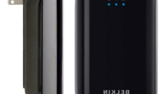 Belkin Gigabit Powerline HD - hitro in poceni.