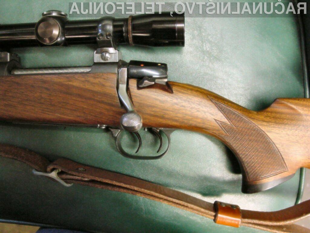 Očetova puška je bila usodna za mlajšega brata.