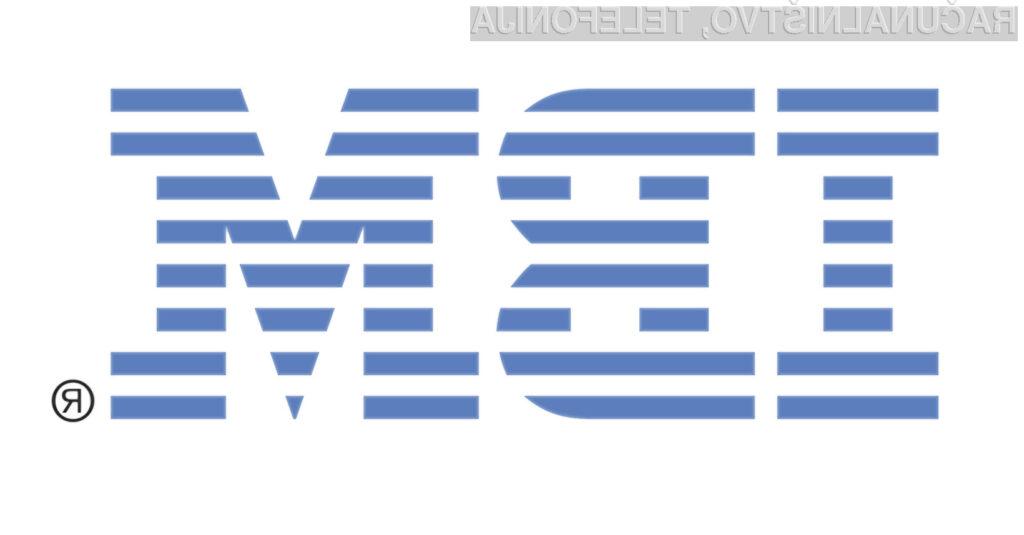 IBM bo dal na voljo do 1,5 milijarde evrov za evropsko iniciativo pospeševanja modre IT infrastrukture.