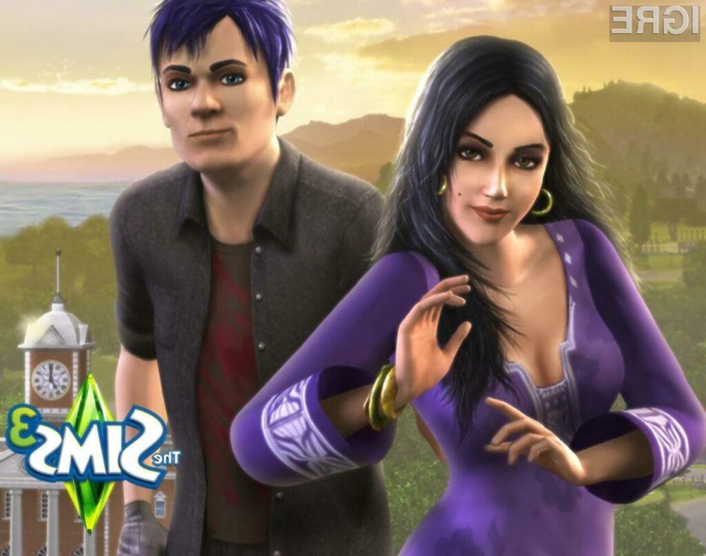 The Sims 3 navdušuje!