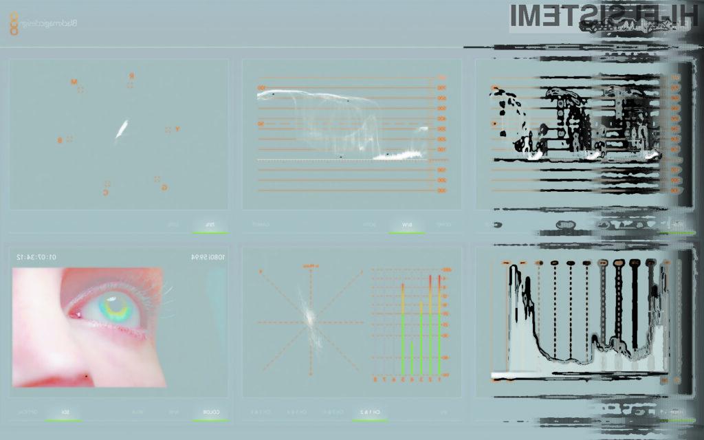 UltraScope iz Blackmagic Design, ki je bil predstavljen na NAB 2009.
