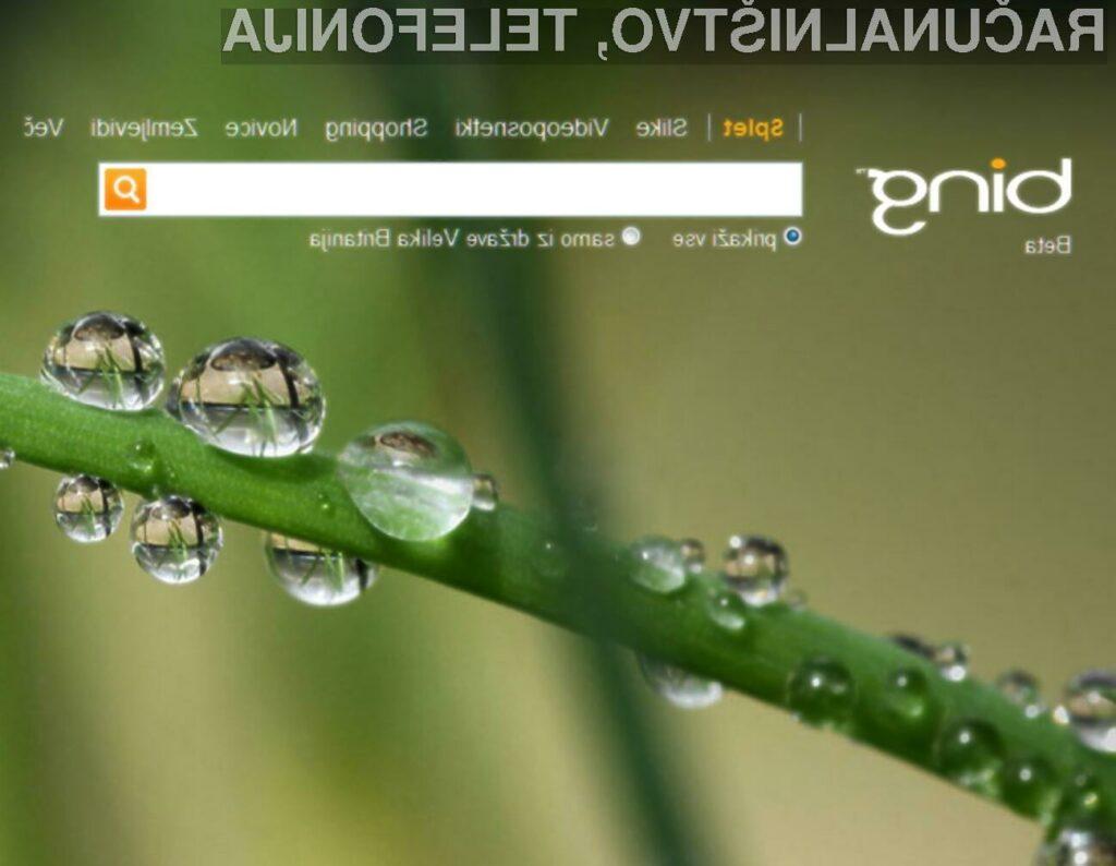 Ali lahko Bing sčasoma ogrozi celo nadvlado iskalnika Google?