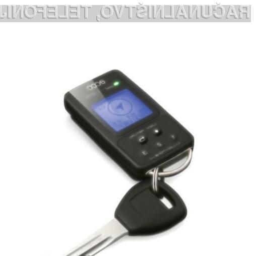 Ecco Pocket GPS deluje v radiju 16 kilometrov, polni pa se preko priključka USB.