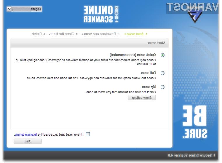 Uporabniki lahko na enostaven način preverijo »zdravje« svojega računalnika – preko spletne strani.