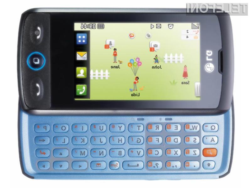 LG Etna - GW520