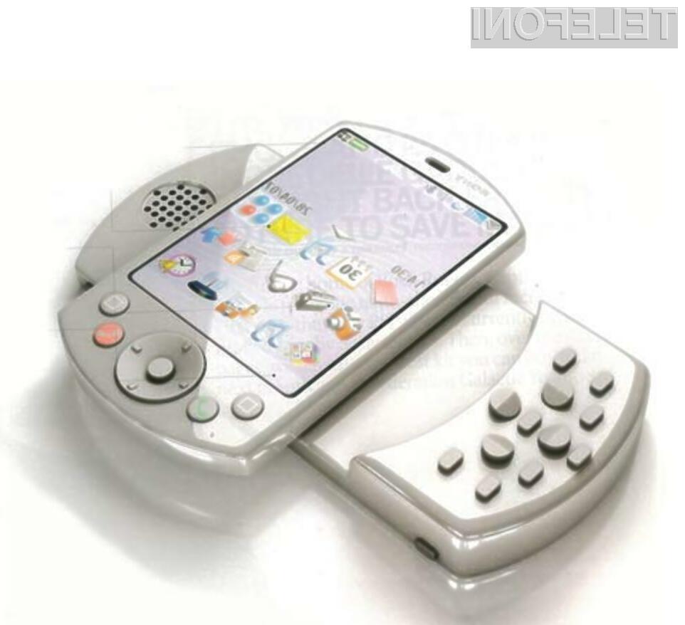 PSP Phone bi lahko bil grajen celo na osnovi konzole PSP Go.