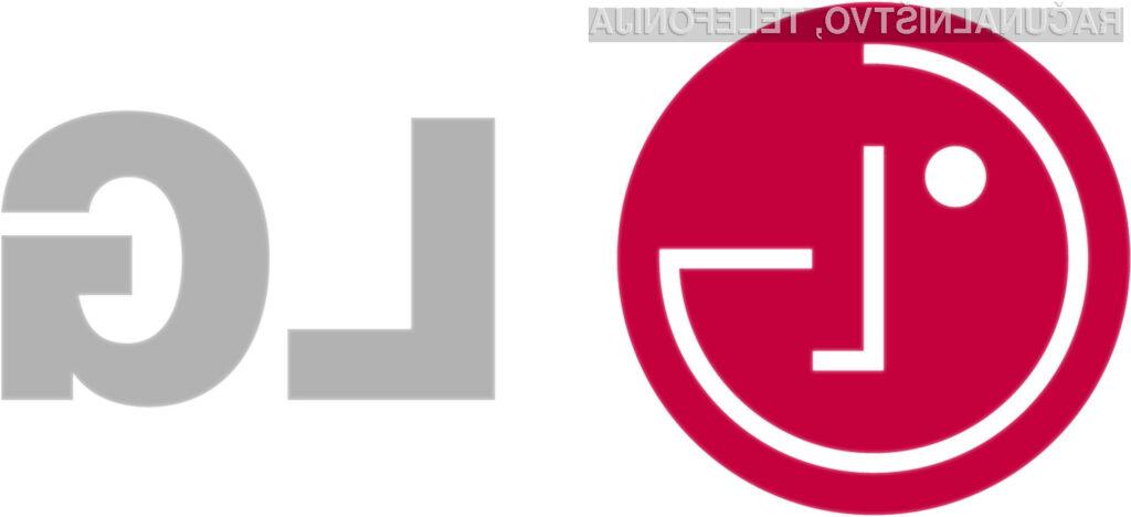 LG zmanjšuje izpuste toplogrednih plinov.