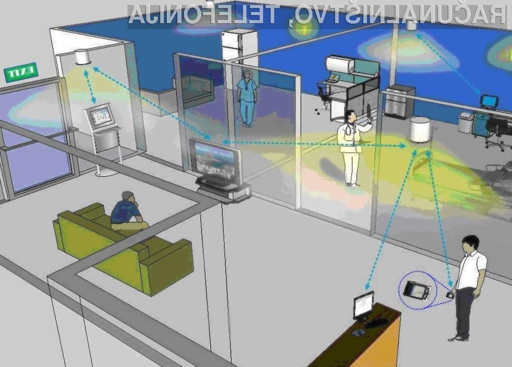 Je svetloba resnično primeren medij za hiter in varen prenos podatkov?
