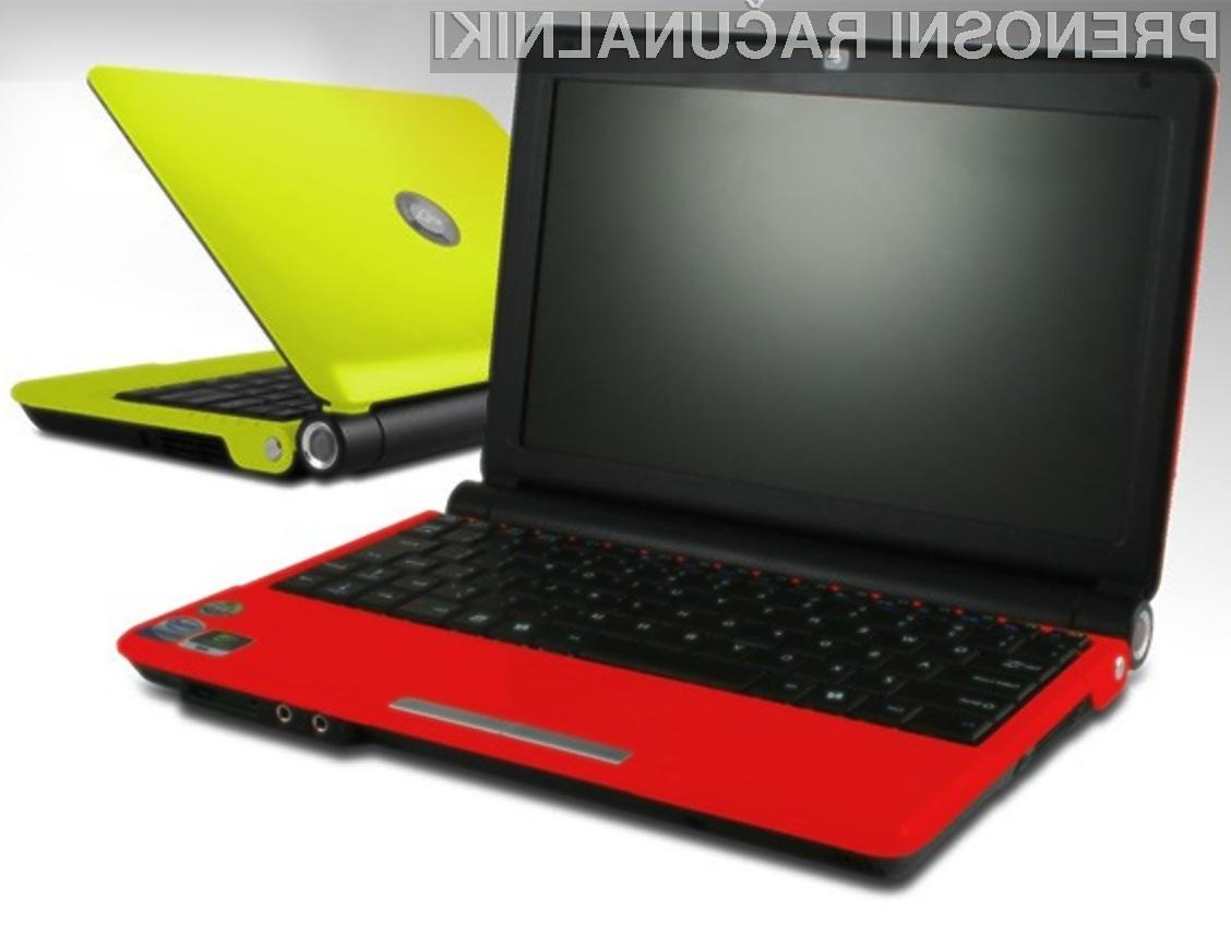 Platforma Nvidia Ion je postala sila priljubljena med proizvajalci žepnih računalnikov.