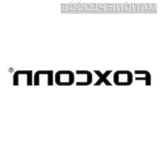 Foxconn se ne bo umaknil iz trga osnovnih plošč!