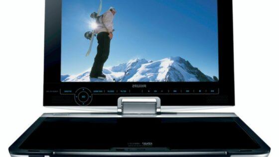 Philips DVD predvajalnik PET 1031