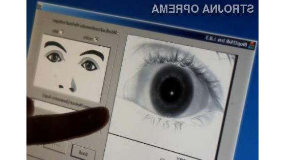 Sodobno delovno mesto za izdajo novih biometricnih potnih listov