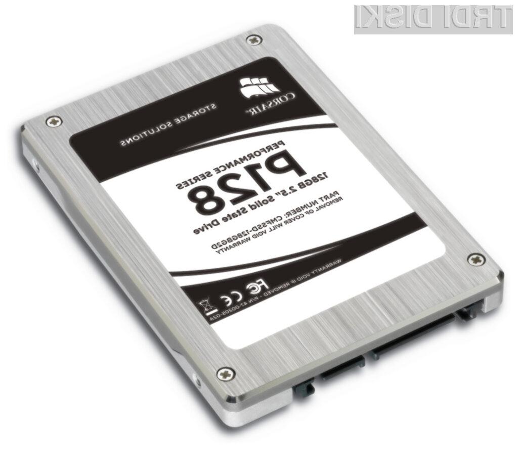 Corsair z še močnejšimi SSD diski