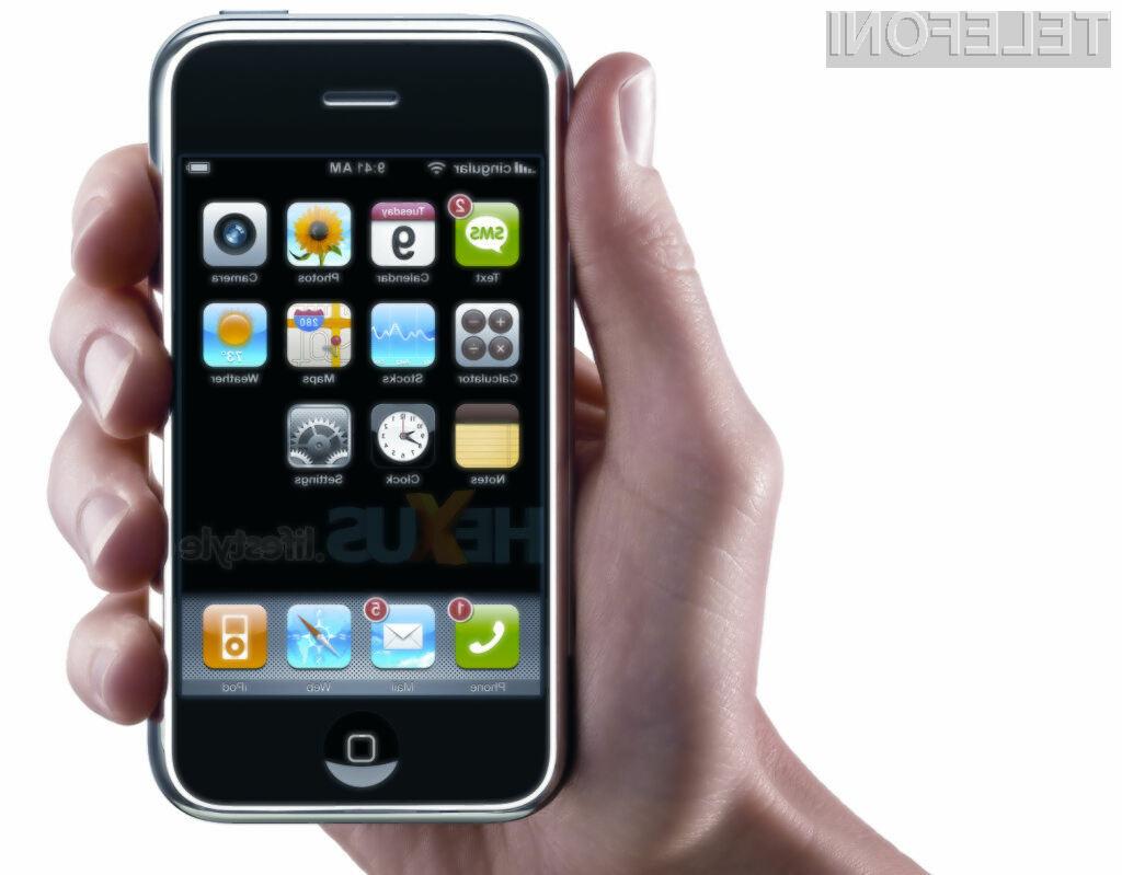 Novi iPhone 3G S naj bi se tržil za med!