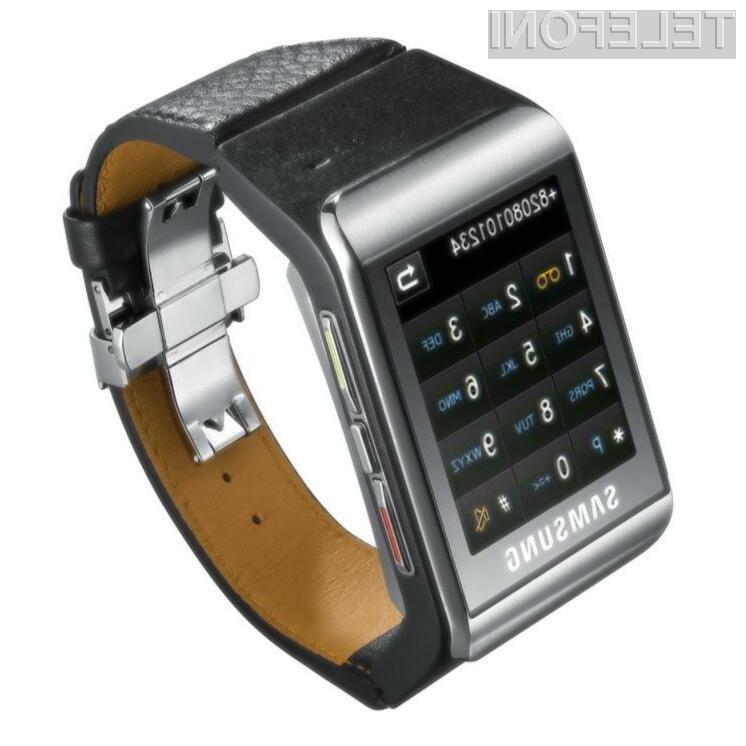 Vsestransko uporabna ročna ura Samsung S9110.