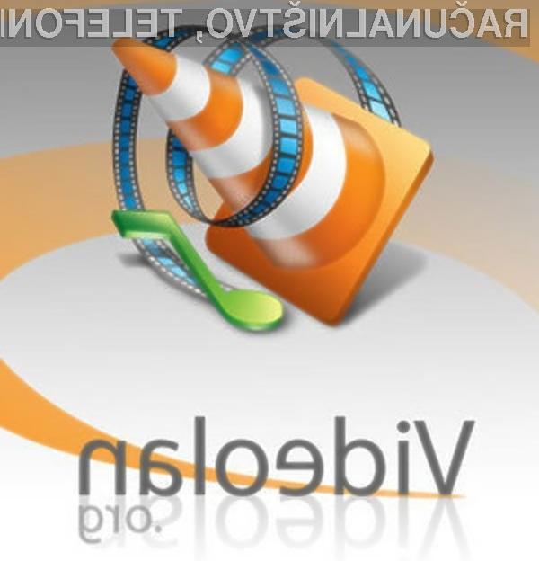 VideoLAN Client zmore prav vse, kar zmorejo veliki!