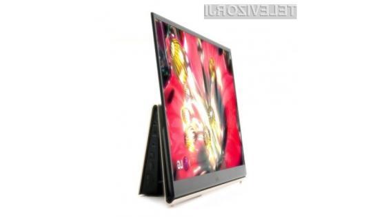 Televizorji OLED zagotavljajo izjemno kakovosti prikaz slik in filmskih posnetkov.