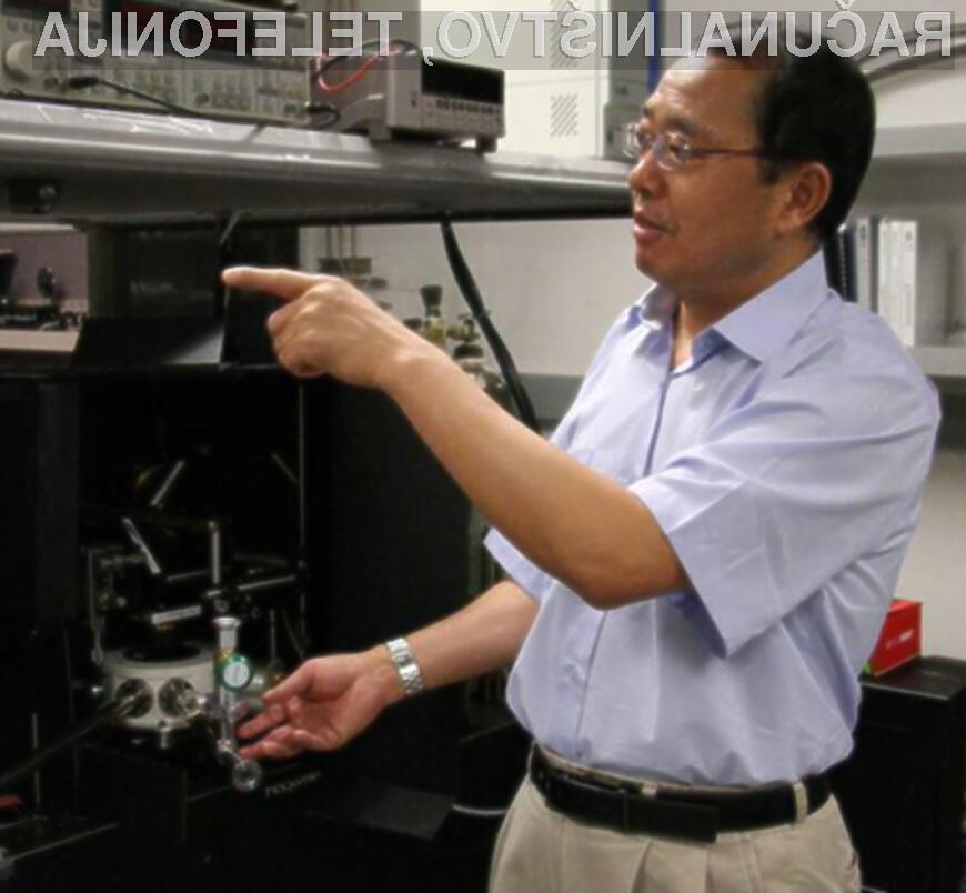 Laserska svetloba naj bi v bližnji prihodnosti nadomestila elektriko.