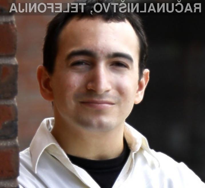 Študent psihologije Joel Tenenbaum bi moral glasbeni industriji zaradi piratstva plačati kar 675 tisoč dolarjev.