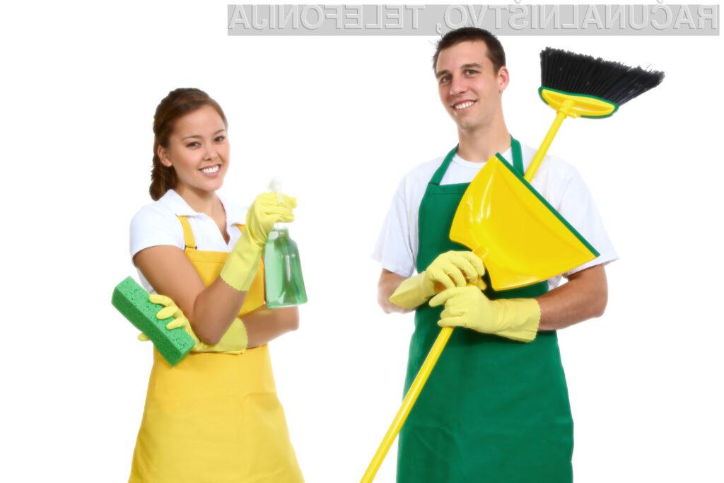 Imate težave s čiščenjem?