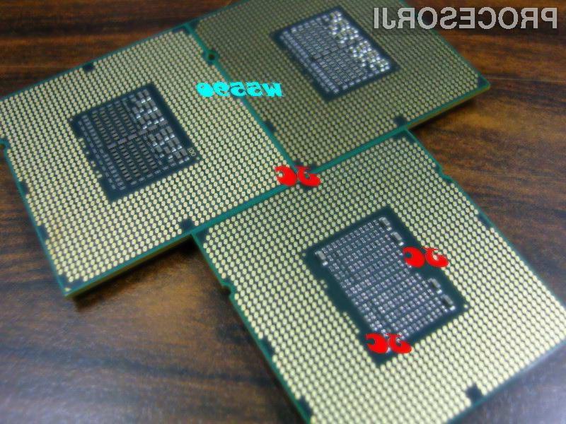 Novi procesorji Intel Core i9 pri polni obremenitvi porabijo kar dobrih 130 vatov električne moči.