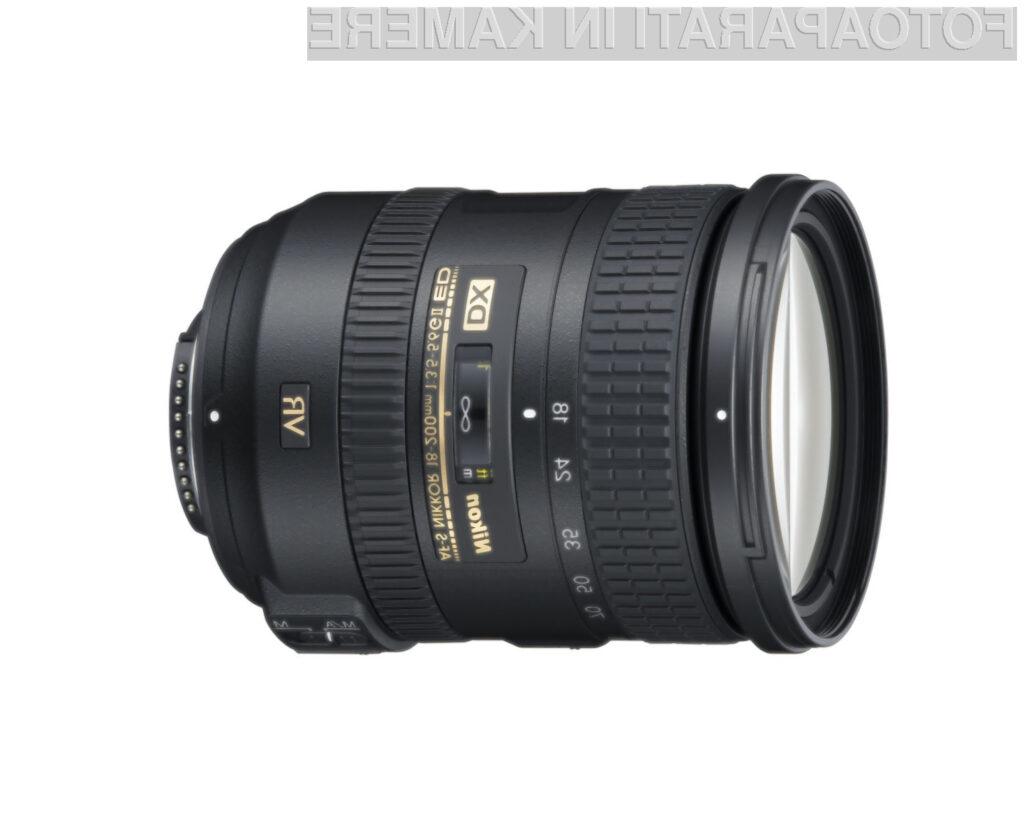 objektiv AF-S DX NIKKOR 18-200mm F/3.5-5.6G ED VR II