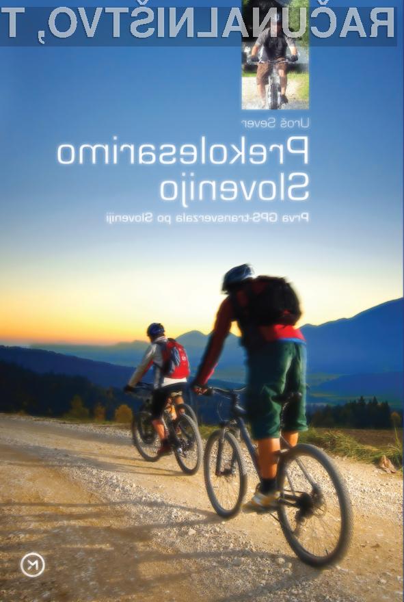 Knjiga Prekolesarimo Slovenijo